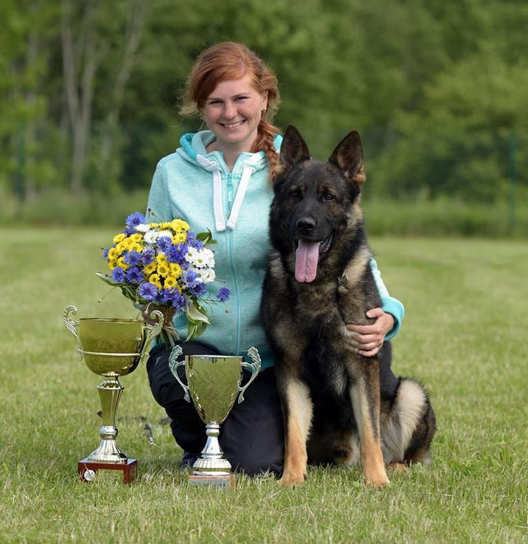 2015 Eesti KK Meistrid - Karin Lageda ja Estrellest Jägermeister