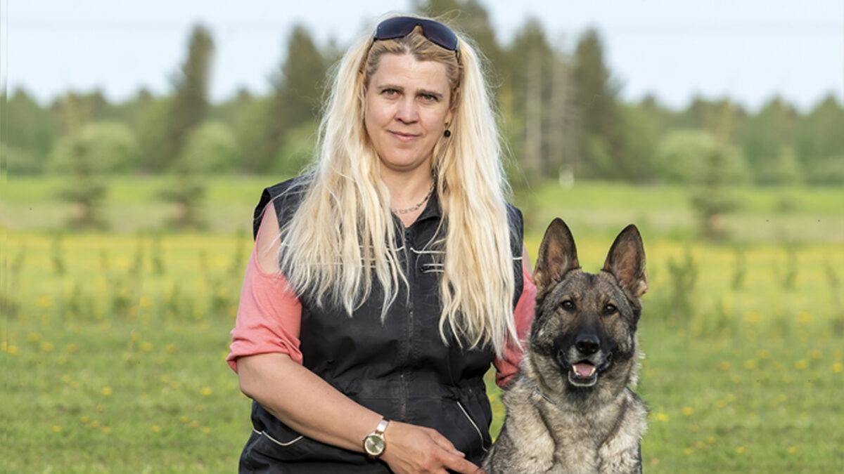 2019 ESLÜ PJK Meistrid Katrin Mänd ja Estrellest Upsider copy copy