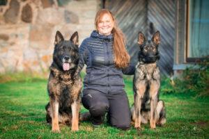 Karin ja koerad 2019