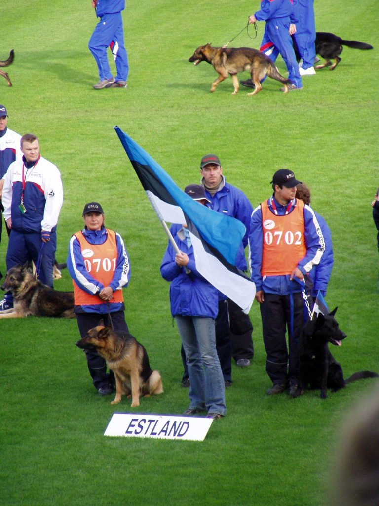 WUSV IPO MM 2006 (Randers, Taani) - Ene Vöörmann ja Estrellest Ertson