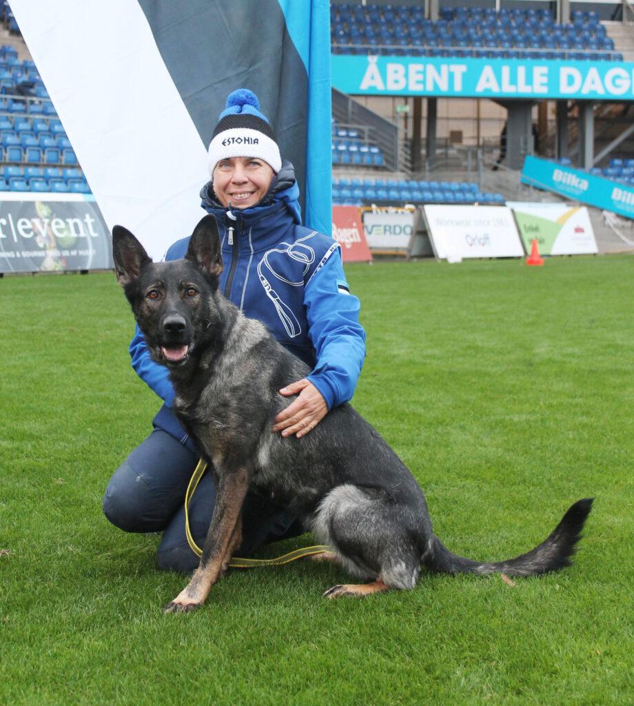 WUSV MM 2018 (Randers, Taani) - Thekla Degtjarjov ja Estrellest von Väle Virtin